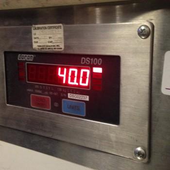 40 pounds