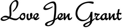 Love Jen Grant
