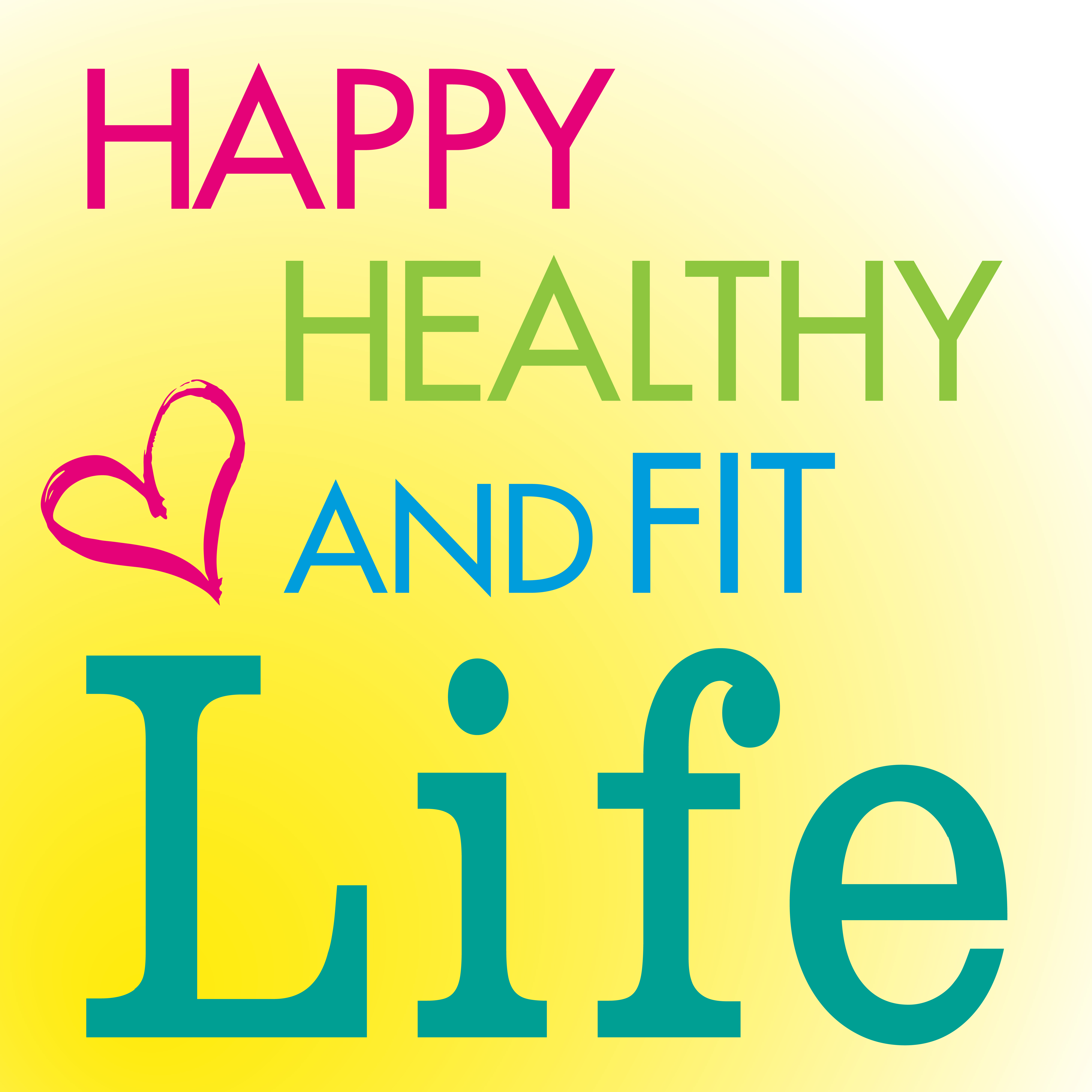 Happy Healthy & Fit Life podcast