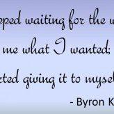 BK quote