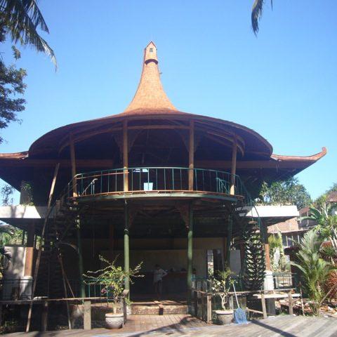Yoga Barn in Ubub, Bali